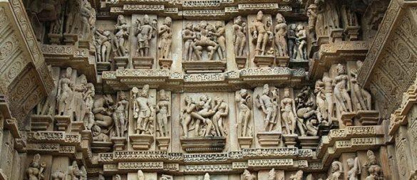 Khajuraho Temple1 Osho Meditation &Amp; Relationship