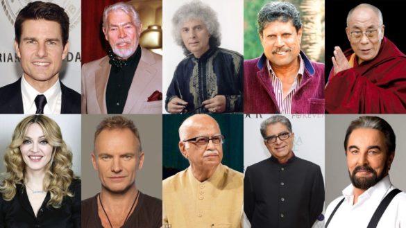 Indian Celebrities And Osho Osho Meditation &Amp; Relationship