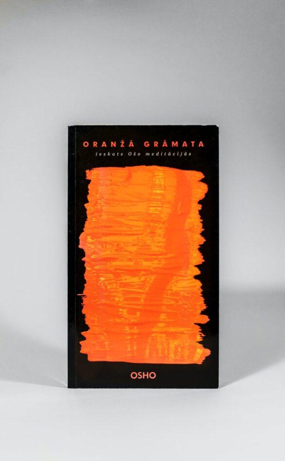 Osho By Oranza Gramata Book