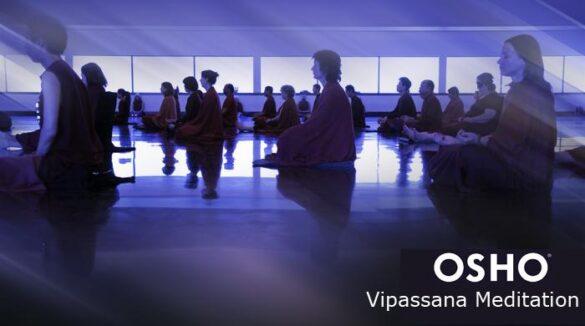 7267 Vipassana Osho Meditation &Amp; Relationship