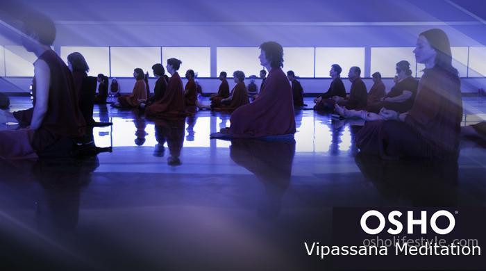 गौतम बुद्ध की एक ध्यान-विधि – OSHO Vipassana Meditation™